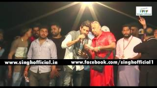 Jass Bajwa| Live Video Performance Full HD Video 2017 (Mothada Kalan Mela)
