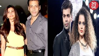Salman Khan's Growing Proximity With Daisy Shah | Karan Says He's A Fan Of Kangana