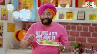 Turban Tadka | Leftover Roti Rice Rolls Recipe | Episode 24 | Segment 2 | Chef Harpal Sokhi