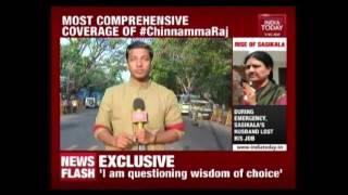 Sasikala Swearing-In Depends On Governor Vidyasagar Rao's Travel Plans