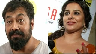 Anurag Avoids Media Questions | Vidya Pleased With The Response To Begum Jaan's Trailer-Exclusive