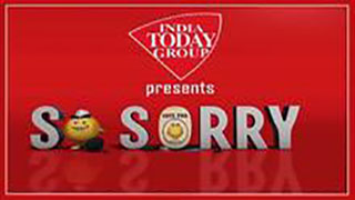 So Sorry - India's First Politoons - Promo 2