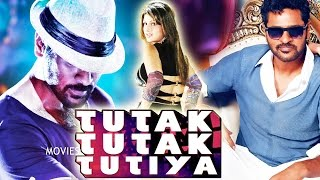 Tutak Tutak Tutiya (2016) Full Hindi Dubbed Movie | Prabhudeva, Rambha, Ramya