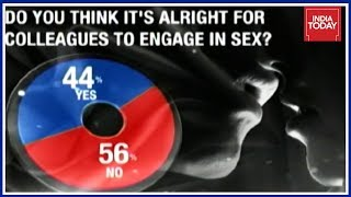 How Common Is Sex At The Workplace? | Indians Open Up In India Today's Sex Survey, 2018