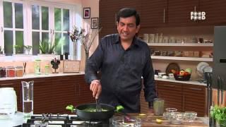 Watch Sanjeev Kapoor Kitchen | Kolambi Bhaat Recipe | Master Chef ...