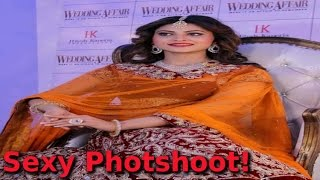 Urvashi Rautela Sexy Photoshoot | Wedding Affair Magazine