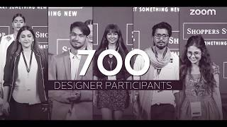 Shoppers Stop Designer Of The Year - 10th June 2017 @ 7:30PM Only On Zoom
