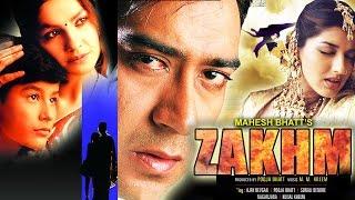 Zakhm Full Movie [HD] - Ajay Devgan, Sonali Bendre, Nagarjuna | Latest Bollywood Full Movie