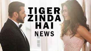 Salman Khan Wraps-up 'Tiger Zinda Hai' Schedule & More 'TZH's News