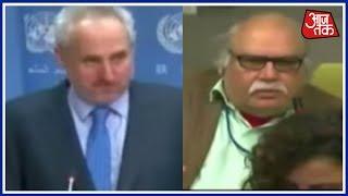 100 Shehar 100 Khabar: U.N. Rejects Pakistan's Claim That Indian Army Targeted Its Vehicle