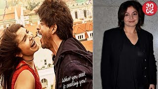Shahrukh Travels To Ahmedabad To Launch 'JHMS' Song | Pooja's Comeback Film