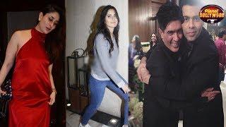 Stars Glam Up Manish Malhotra's Party | Bollywood News