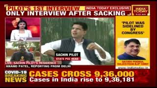 'My Self-Respect Hurt But Not Joining BJP': Sachin Pilot's First Interview After His Sacking