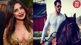 Priyanka Skips An Awards Show & Why | Salman Khan Takes Horse Riding Lesson In Morocco