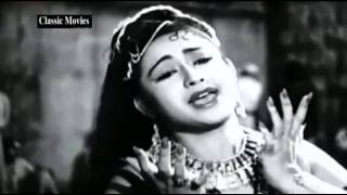 Bechain Dil khoi Si Nazar || Yahudi  1958 | Dilip Kumar, Meena Kumari, Sohrab Modi