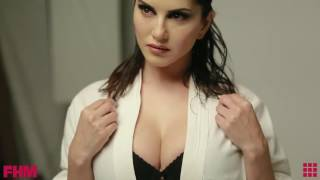 Sunny Leone on FHM India May 2016 Cover!