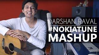 Mera #NokiaTuneMashup Version | Darshan Raval