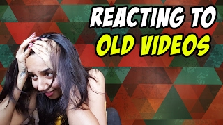 Reacting To Old Cringy Videos | RealTalkTuesday | MostlySane
