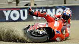 Motorcycle Crashes 09