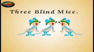 Three Blind Mice Rhyme | Nursery Rhymes | Kids Rhymes