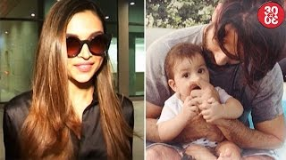 Deepika Skips Pee Cee's Party Despite Being Invited | Shahid Living His Best Times With Baby Misha