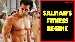 Salman Khan's Fitness Regime