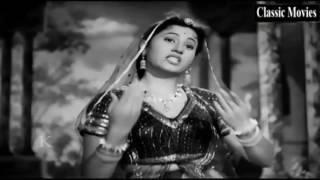 Hanske na teer chalaana || Beqasoor 1950 | Madhubala, Ajit