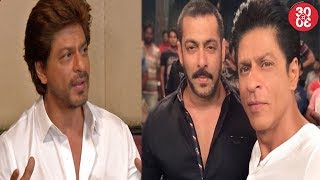 Shahrukh On Media Attention Around His Kids   Salman-SRK Miss Each Other At The Eid Bash