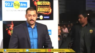 Bollywood Celebs At Big Star Entertainment Awards 2015!