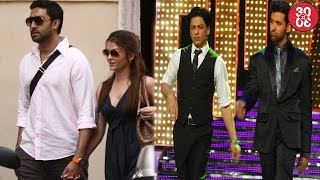 Abhishek-Aishwarya To Star Together Again | Shahrukh Hrithik Play The Ignore Game