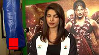Priyanka Shows Displeasure Towards The Biopic