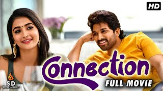 CONNECTION (2020) South Action Romantic Movie In Hindi | South Indian Movie 2020 | Allu Arjun Movie