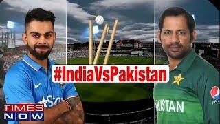 India vs Pakistan ICC Cricket World Cup 2019: Unbeaten Kohli takes on Pak Will rain Gods relent?