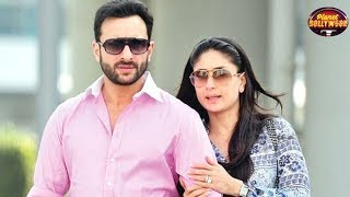 Saif Ali Khan Ditches An International Event Upon Kareena's Behest | Bollywood News