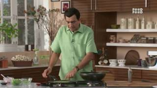 MasterChef Sanjeev Kapoor in this show helps you give up on the ...