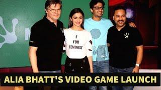 Badrinath Ki Dulhania Alia Bhatt Launches Her Life Sim Experiential Game