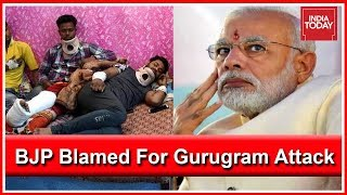 'BJP And RSS Are Channelling Hate' Rahul On The Gurugam Mob Attack
