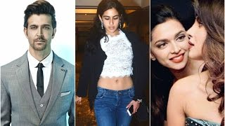 Hrithik Will Not Work In Sara Ali Khan's Debut | A Hollywood Channel Mistakes Deepika For Priyanka