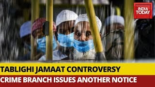 Crime Branch Issues 2nd Notice To Tablighi Jamaat Chief Maulana Saad