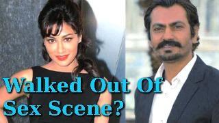 Chitrangada Singh Walked Out Of A Sex Scene With Nawazuddin Siddiqui