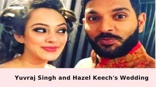 Yuvraj Singh and Hazel Keech's Gorgeous Wedding Album
