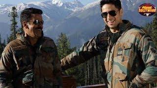 Are Sidharth Malhotra & Manoj Bajpayee Not Getting Along Well? | Bollywood News