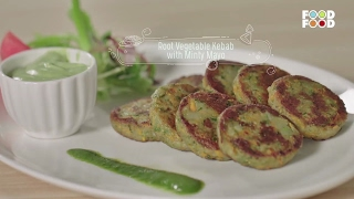 Watch crispy bread chaat namkeen nation chef rakesh sethi root vegetable kebab with minty mayo namkeen nation chef rakesh sethi foodfood forumfinder Images