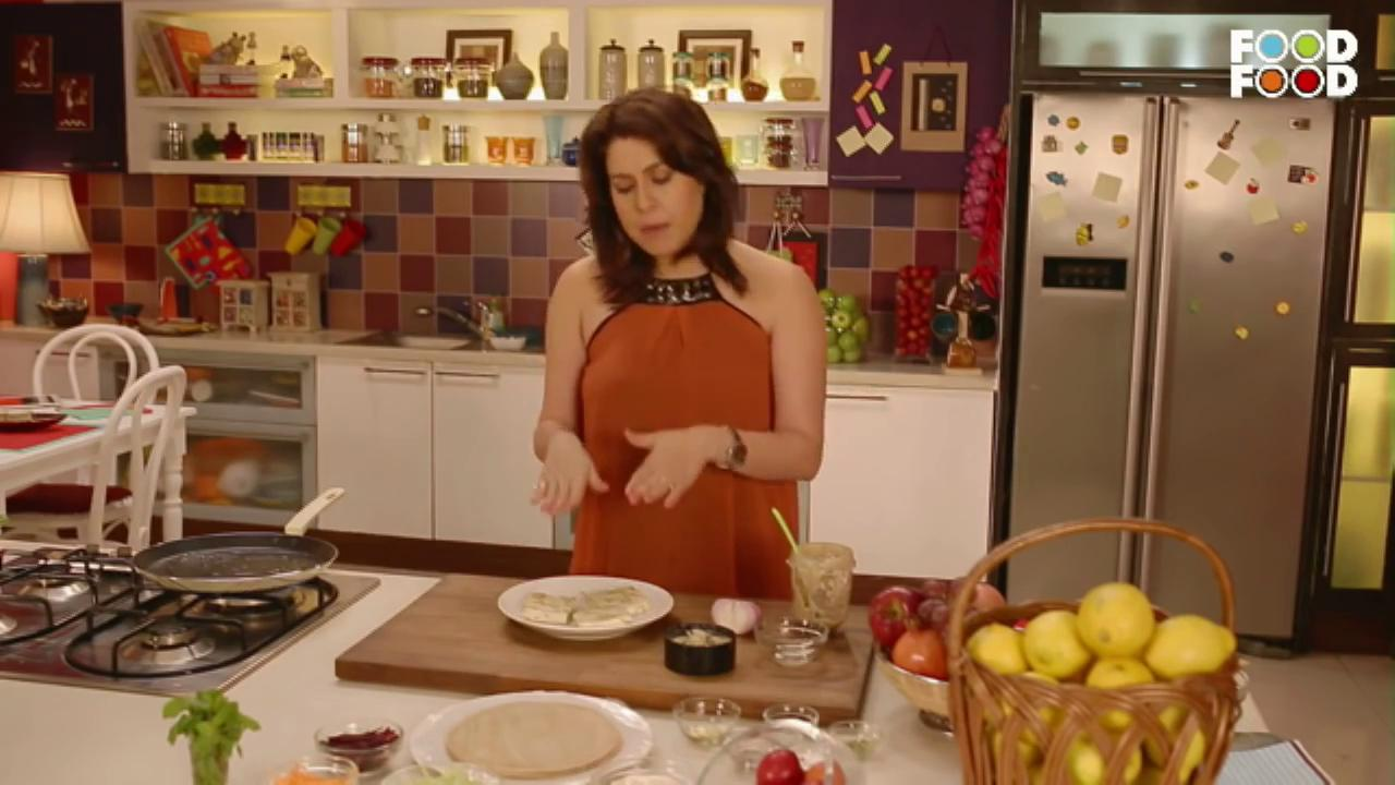 Mummy Ka Magic | Paneer Shawarma Recipe | Chef Amrita Raichand | Refreshing Recipes