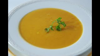 Carrot, Sweet Potato & Lentil Soup | New Season | Cooksmart | Sanjeev Kapoor Khazana