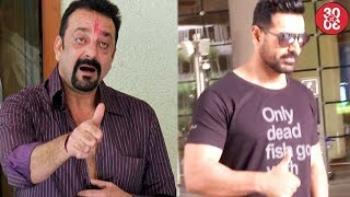 Sanjay Dutt Hires Salman's Ex Manager | John Abraham Snapped At The Airport