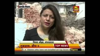 Pragati Maidan Makeover, Demolition Is In Progress