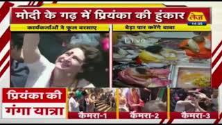 Breaking News | Priyanka की Bhakti की LIVE तस्वीर: काशी विश्वनाथ