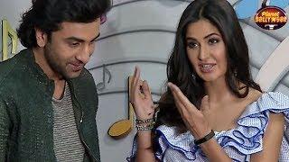 Katrina Kaif Takes A Dig At Ranbir Kapoor's Singing & Why? | Bollywood News