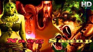 Naag Saanp | Full Hindi Dubbed Movie |  HD
